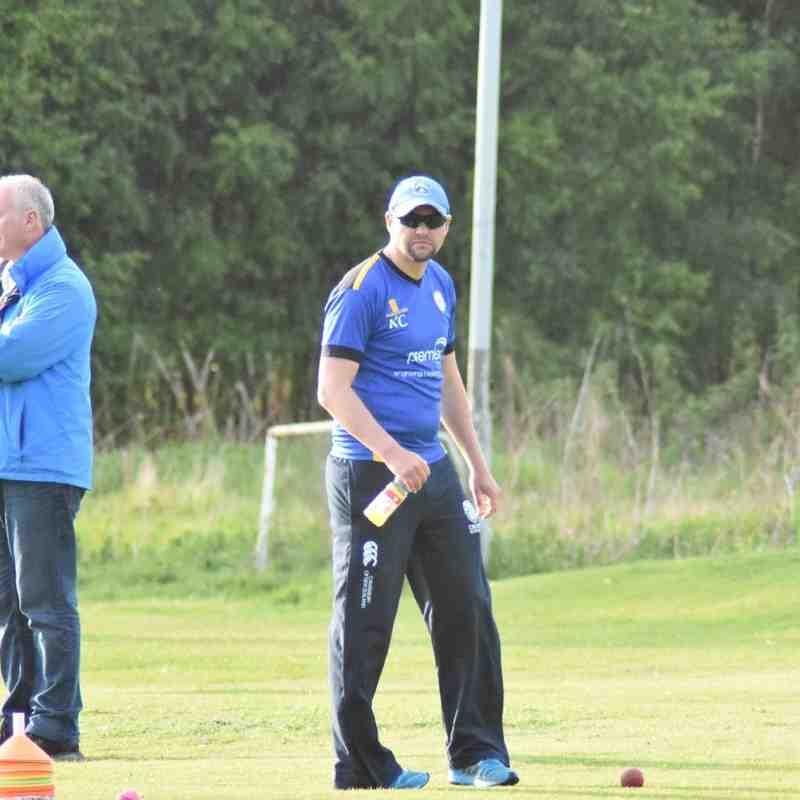 GCC Beat Meigle (T20)