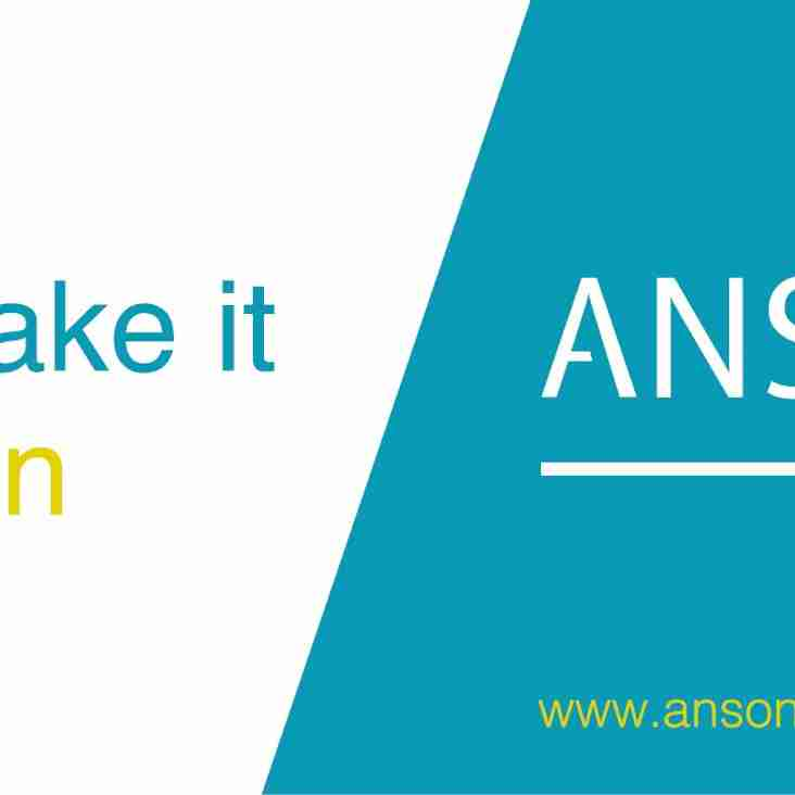 Ansons Solicitors - SCRFC Main Club Sponsor and Partner