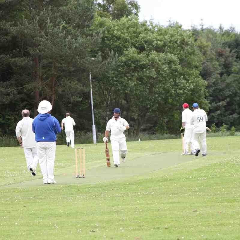 Sat 11 July 2015 Gilvenbank 2s and 3s
