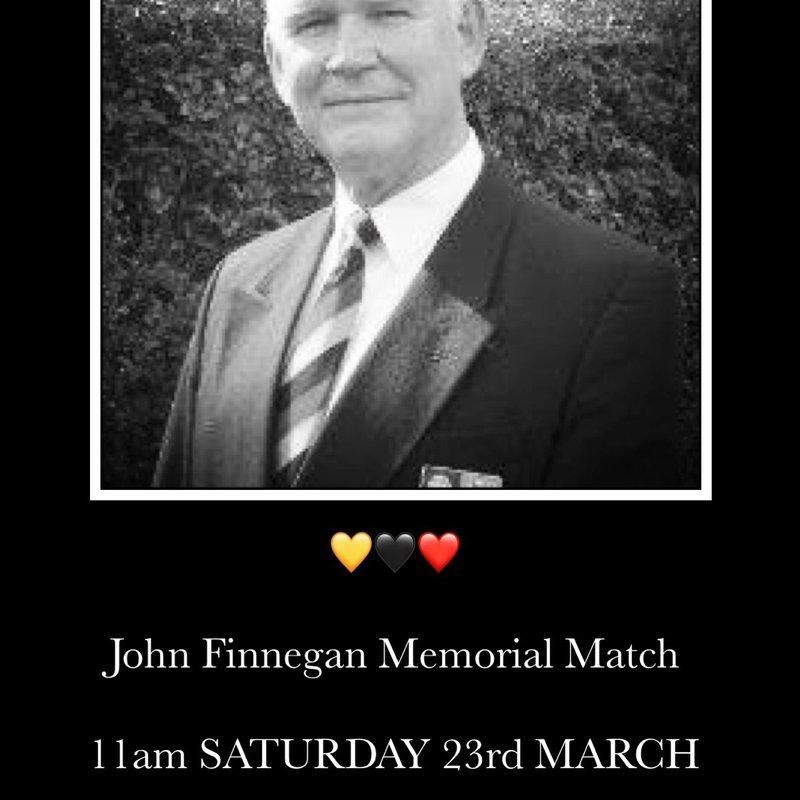 John Finnegan Memorial Match
