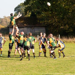 Barns Green come away with the win in a hard fought match at Midhurst