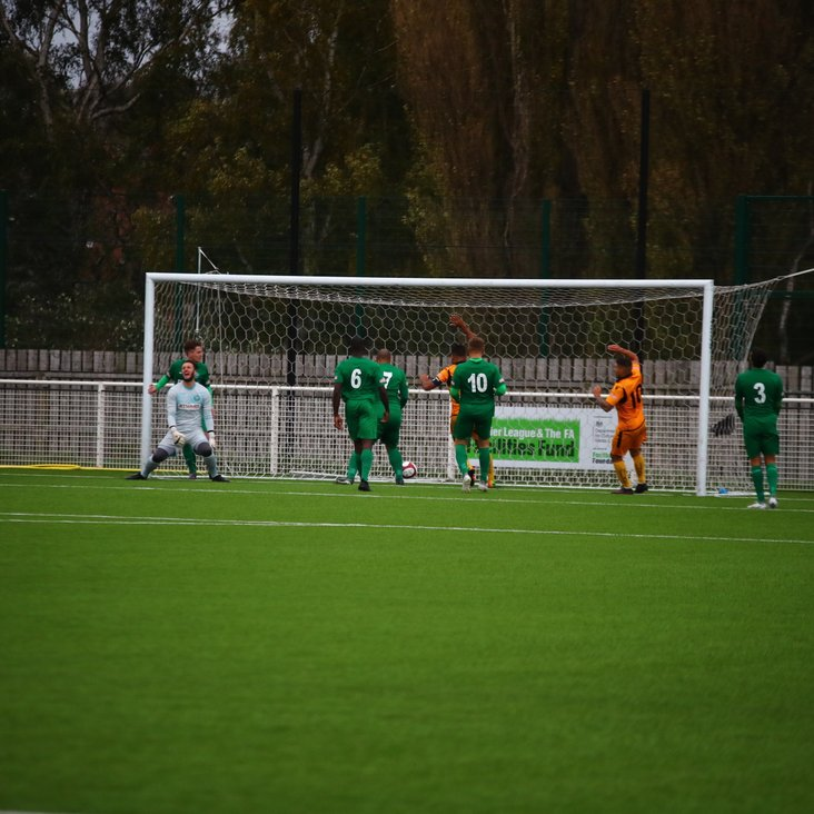 No unlucky 13 as Basford remain unbeaten (VIDEO NOW ON LINE)<