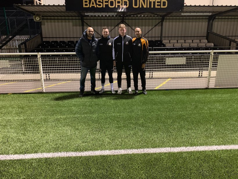 Basford Capture A 2nd Great Signing Martin Carruthers Speaks To