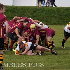 Vagabonds 1st v Ashton on Mersey
