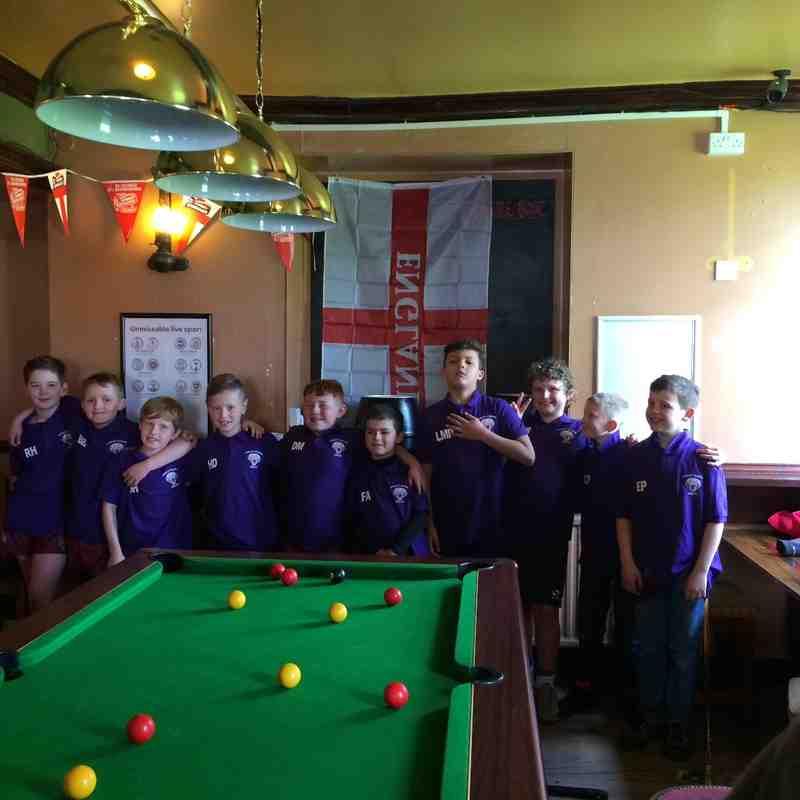 Guiseley Rangers U10's