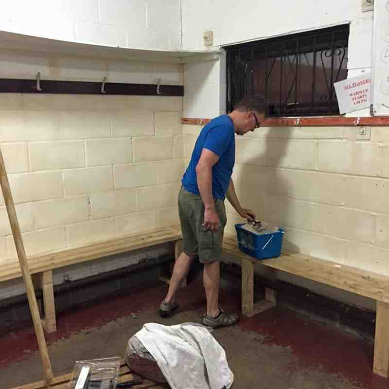 Clean Up Day - July 2015