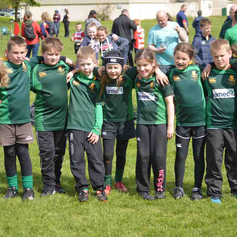 Kinloss Tournament 2018 - P4/5
