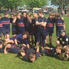 Vectis Mini Rugby Festival 2017-18