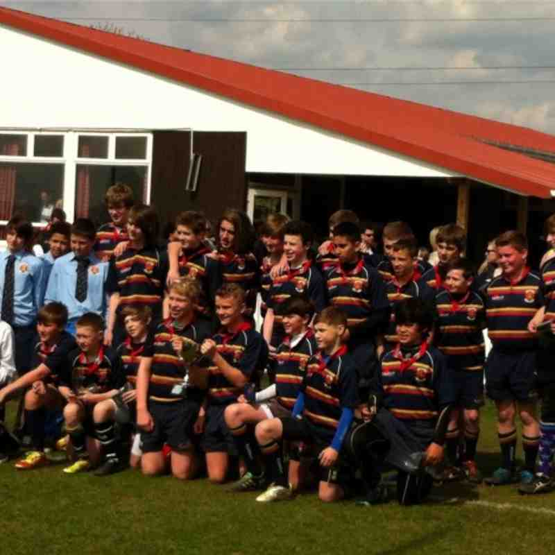 U13s East Midlands Cup