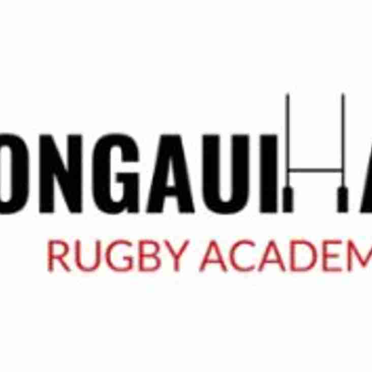 Tonga'uiha Rugby Academy Camps at the Scouts this Summer