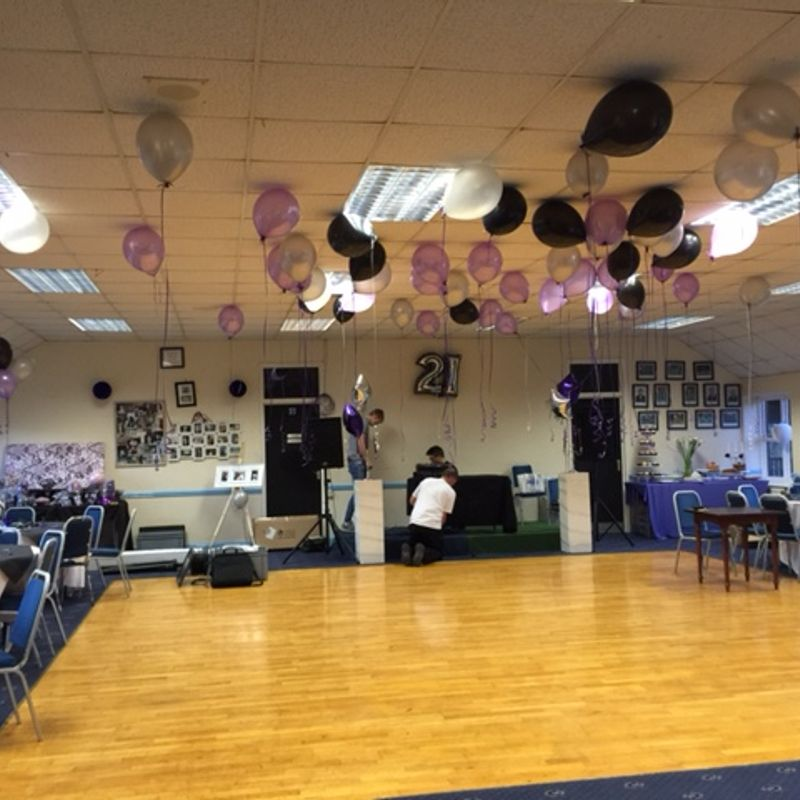 Function Room & Grounds for Hire - May to September