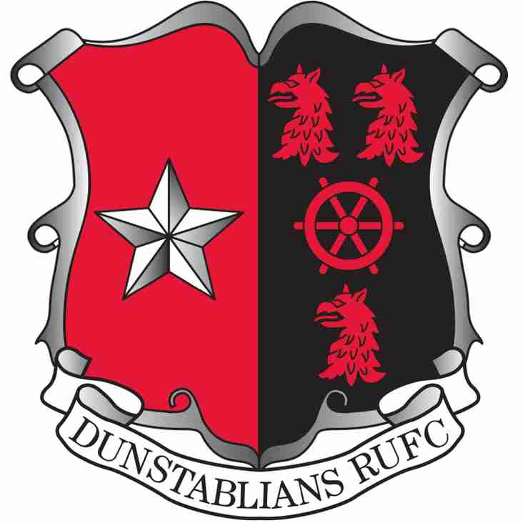 Dunstablians vs. Rugby St. James - RFU Vase Comp - Sat 24th Sept @ 3pm