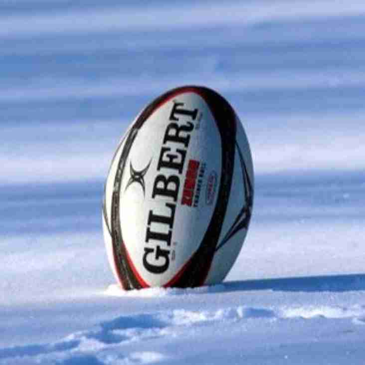 ** PITCH INSPECTION ** 11am - Saturday