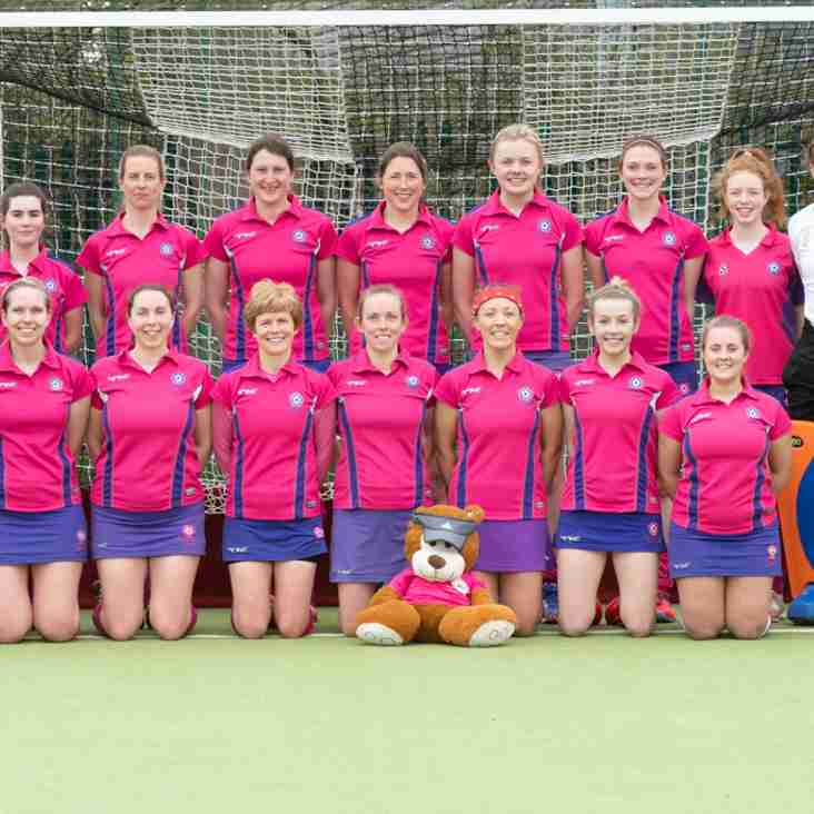 L2s play Leicester L2 for a place in Mids Prem