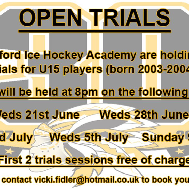 Open Trials <