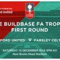 Match Preview:  AFC Telford United v Farsley Celtic