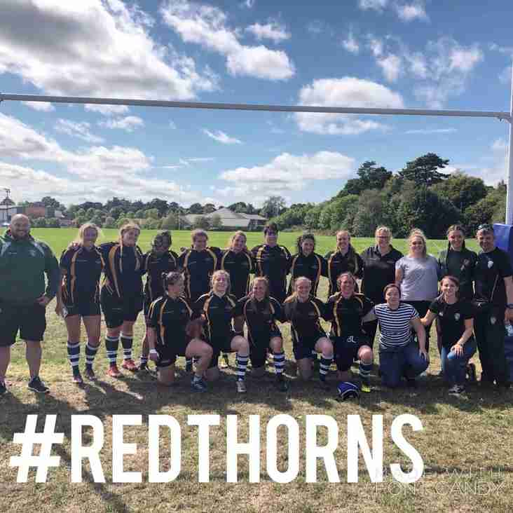 RedThorns at the Berkshire Cup