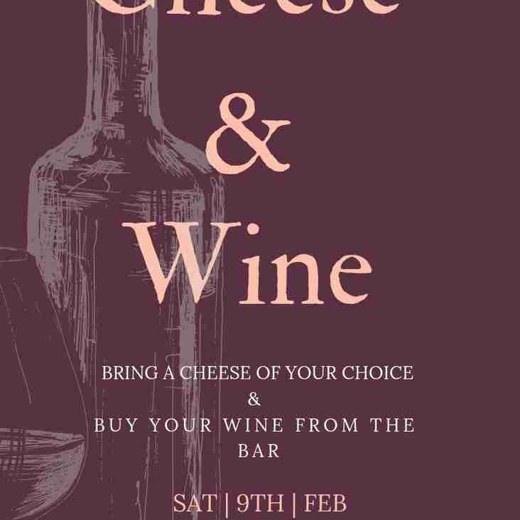 Like Cheese? Like Wine? This club night is for you