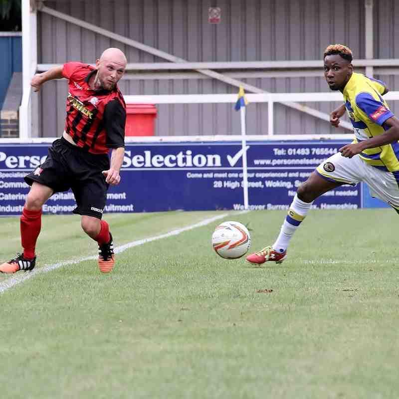 Farnborough 5 - 1 Longlevens AFC - Photos by Don Blandford