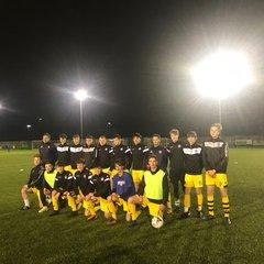 Development Squad V Swanage Town FC tuesday 5th February 7.30 KO