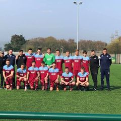 Hammers V Team Solent Saturday 3pm ko