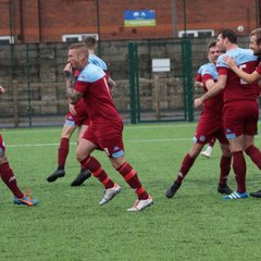 Hammers V Winchester City this Tuesday 7.45pm ko.