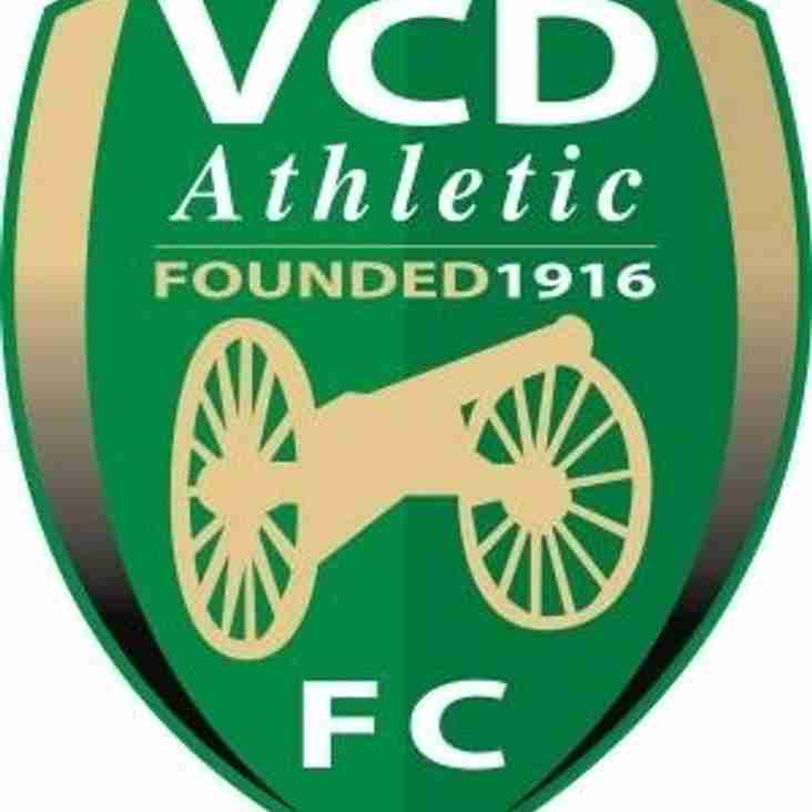 Vickers win a 7 goal thriller at Oakwood