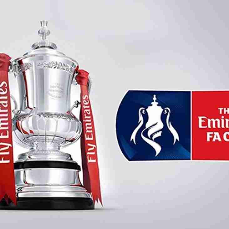 Emirates FA Cup Draw