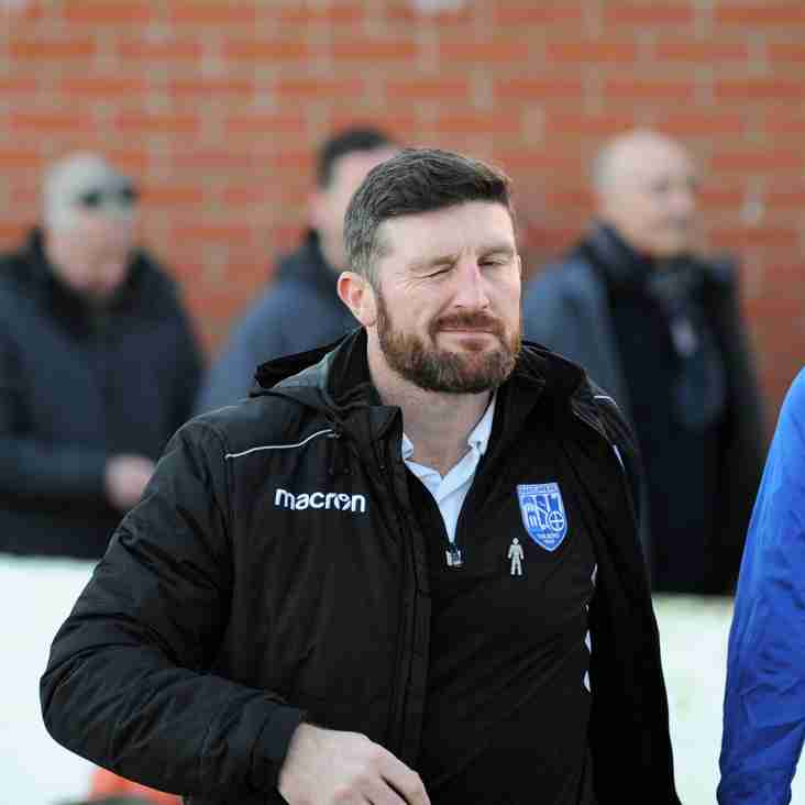 Jon Macken: The plan is to stay top of the table