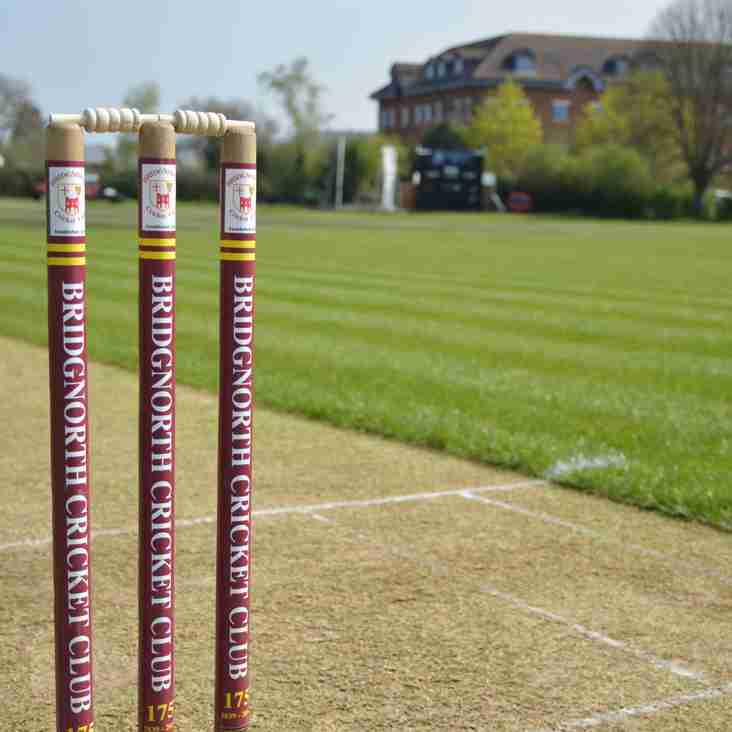 Tough start as firsts lose at Harborne