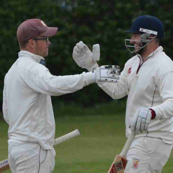 Skipper Sam leads Bridgnorth to victory over Oswestry