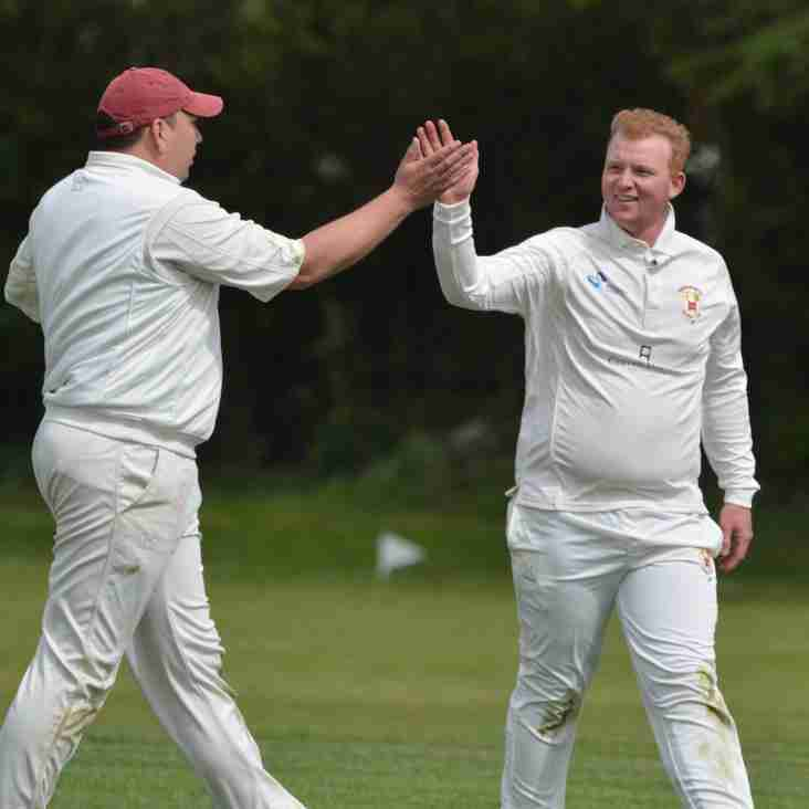 1sts go two-for-two but a tough weekend for other senior sides