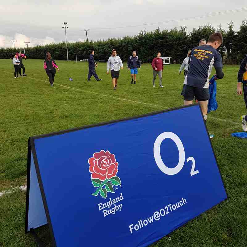 O2 Touch Launch Night 6.9.18