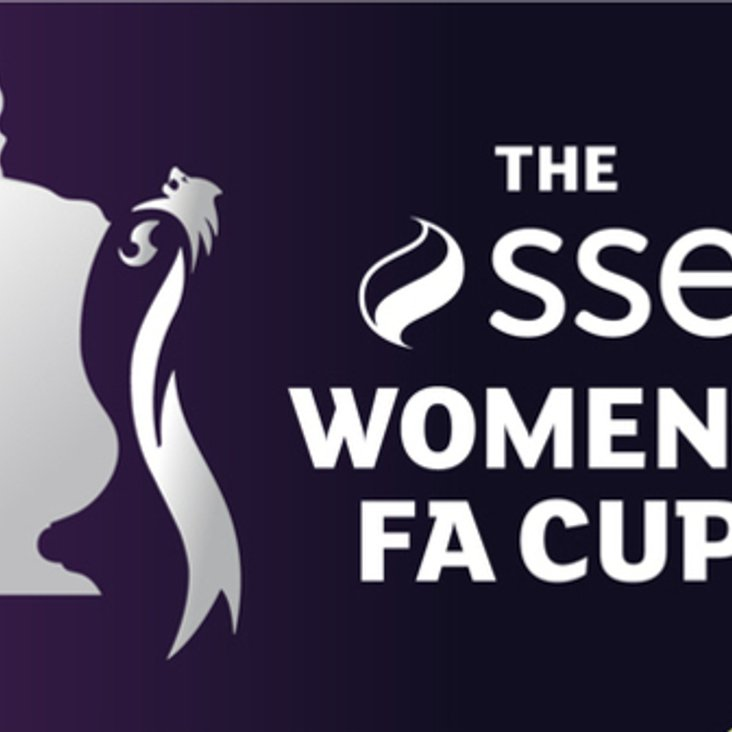 TOWN DRAW HISTON IN SSE WOMEN&#039;S F.A CUP<