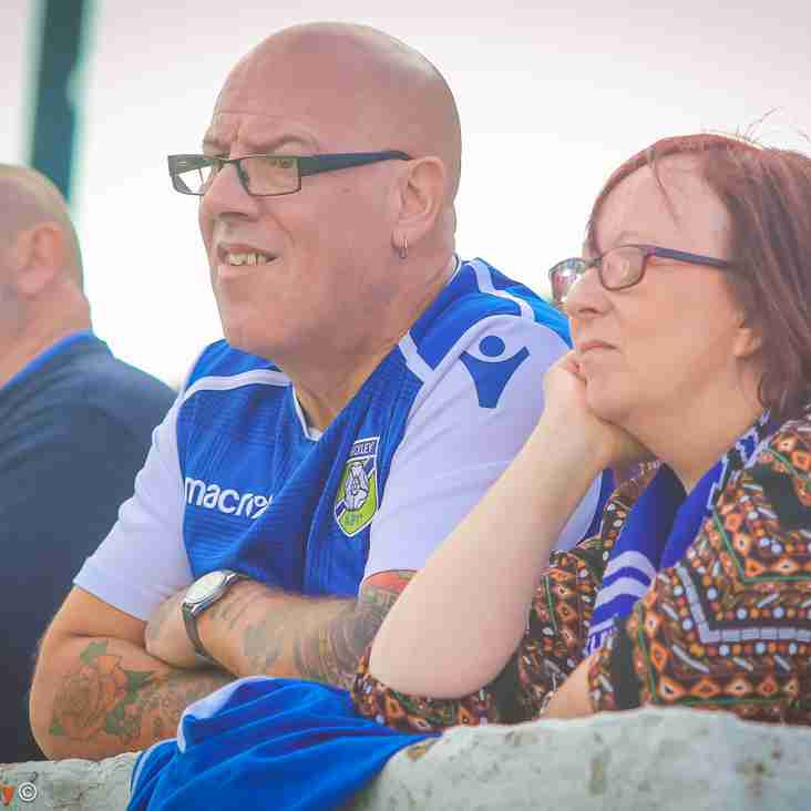 Chasetown match report is now online