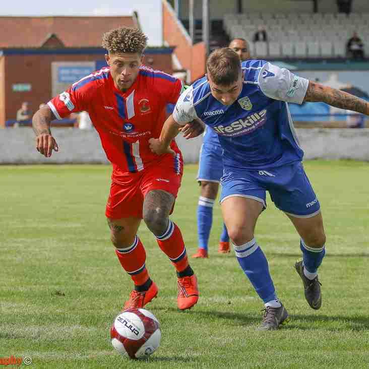 Match Photos : Frickley 0 v Chasetown 3