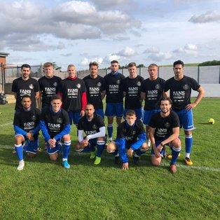 Frickley 0 Sheffield FC 1