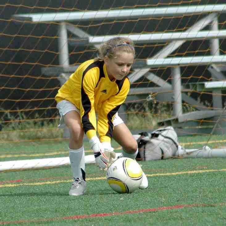 Girls Goalkeeper required - Wildcats
