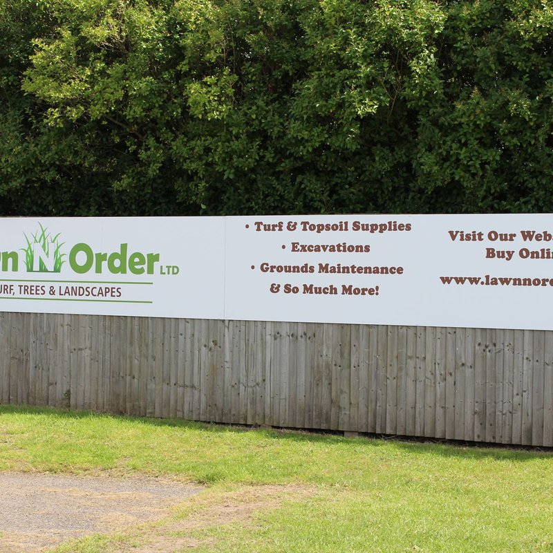 Lawn 'N' Order Renew Sponsorship For Another Year