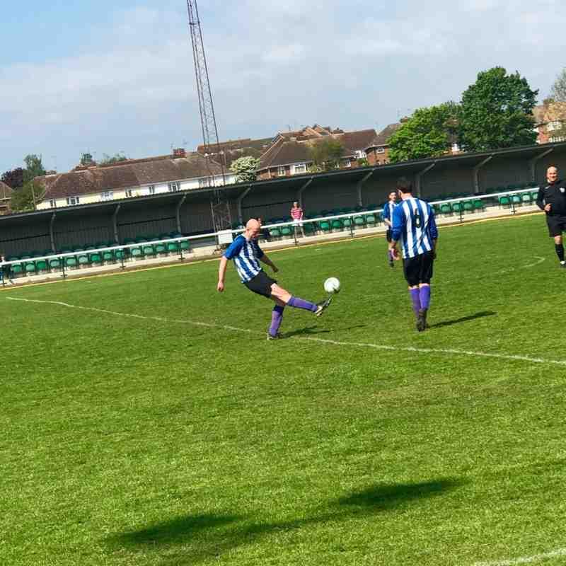Bill Johnson Supplementary Cup Final -Buckingham Sunday B 0-1 Newport Pagnell Town (07-05-2017)