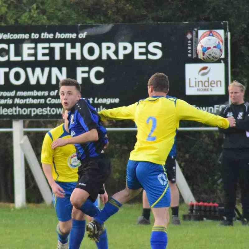 Clee Town A v Market Rasen Development FC