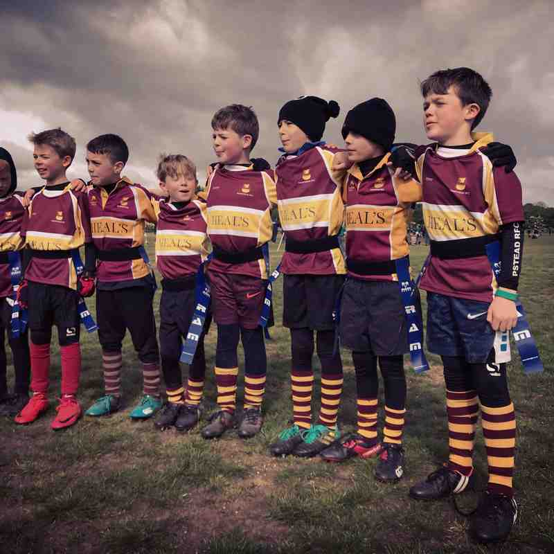 U8s London Irish - 2019