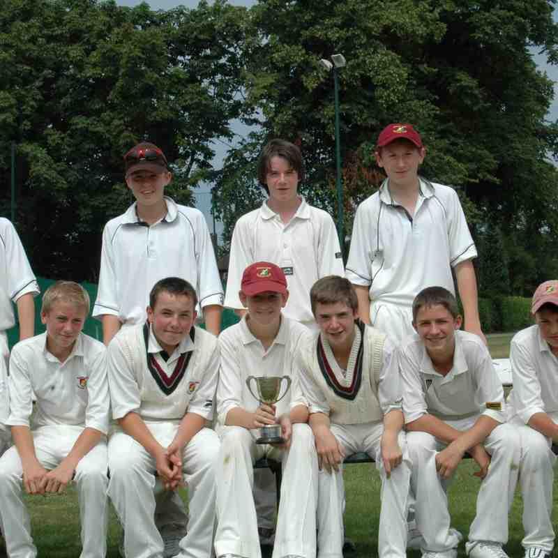2005 U14 SYCA final win