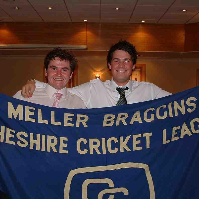 2008 Mellor Braggins League Dinner