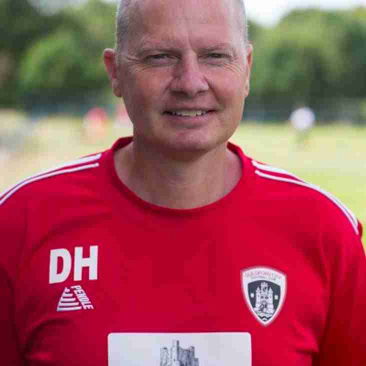 Search for club goalkeeper coach ends