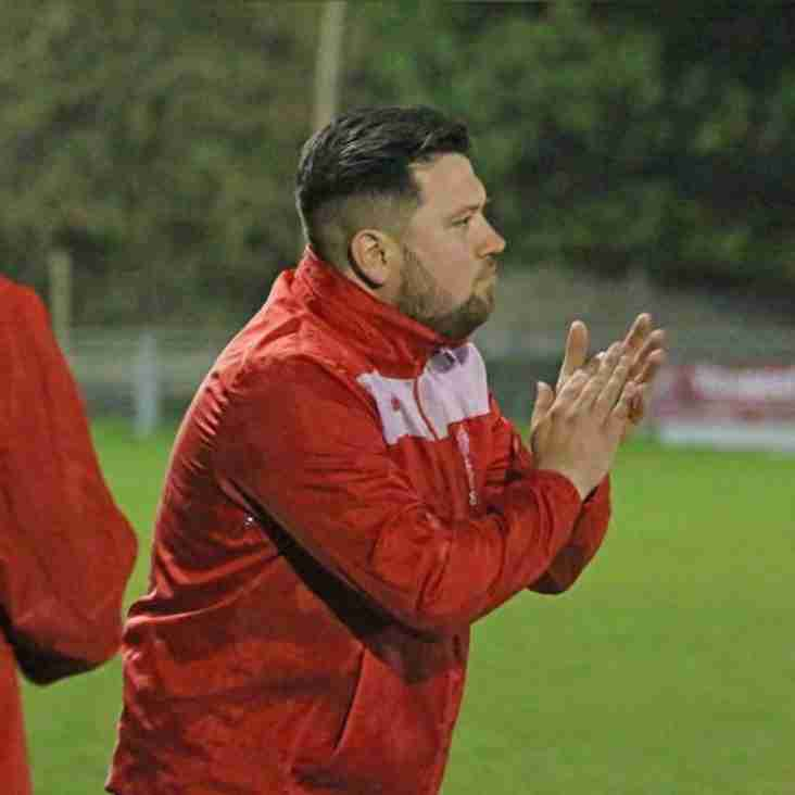 New Midweek U18s Manager Announced