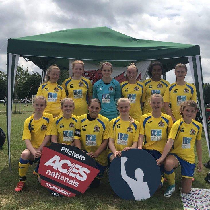 Club Ends Season with Fantastic Summer Tournament Success<