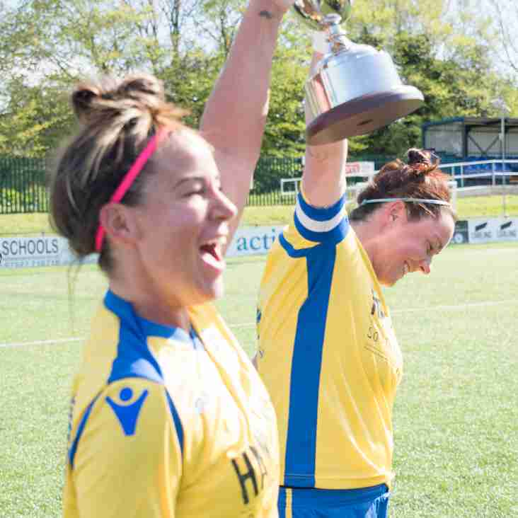 Barry claim hat-trick of SWFA Cup Wins