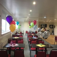 Our Clubhouse available for hire for a variety of functions
