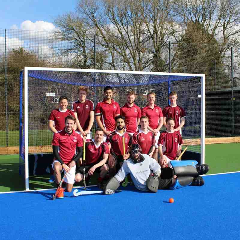 Men's 1st Team 2017/18